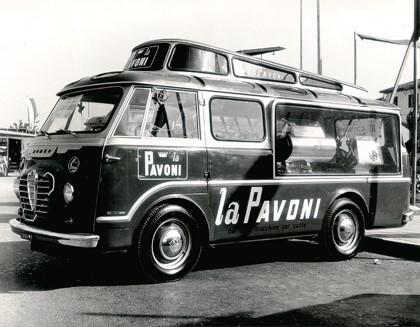 1956 - Nadšení a design