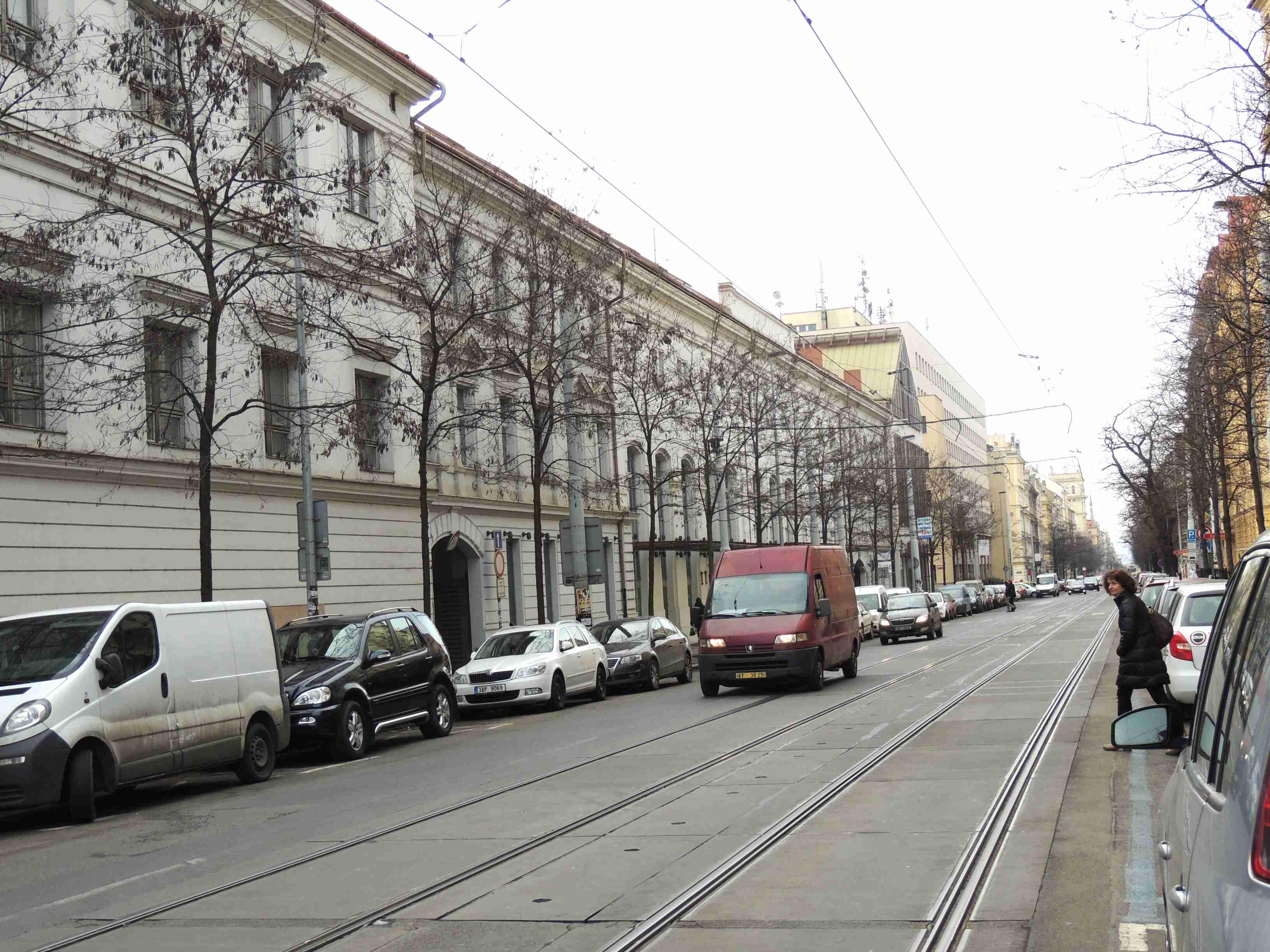 Pobočka Praha