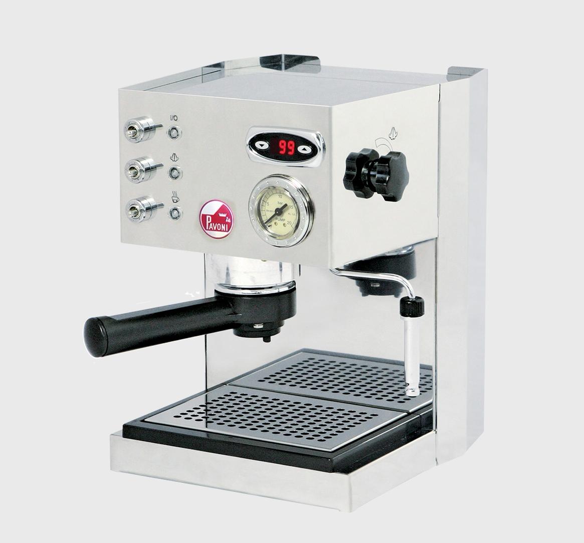 Pákový kávovar Dolce Espresso DEMPID