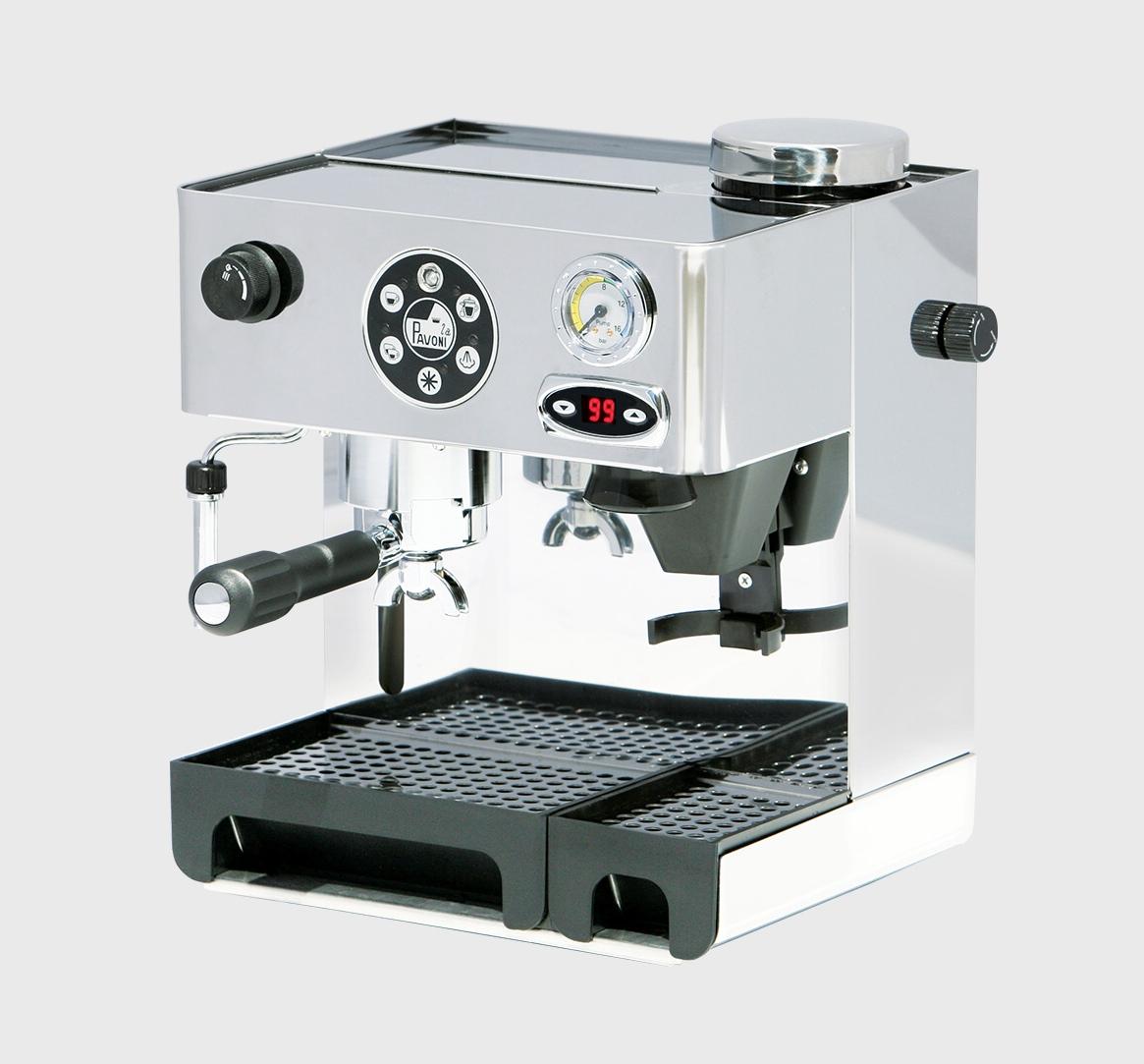 Pákový kávovar Domus Bar Dosata DEDPID