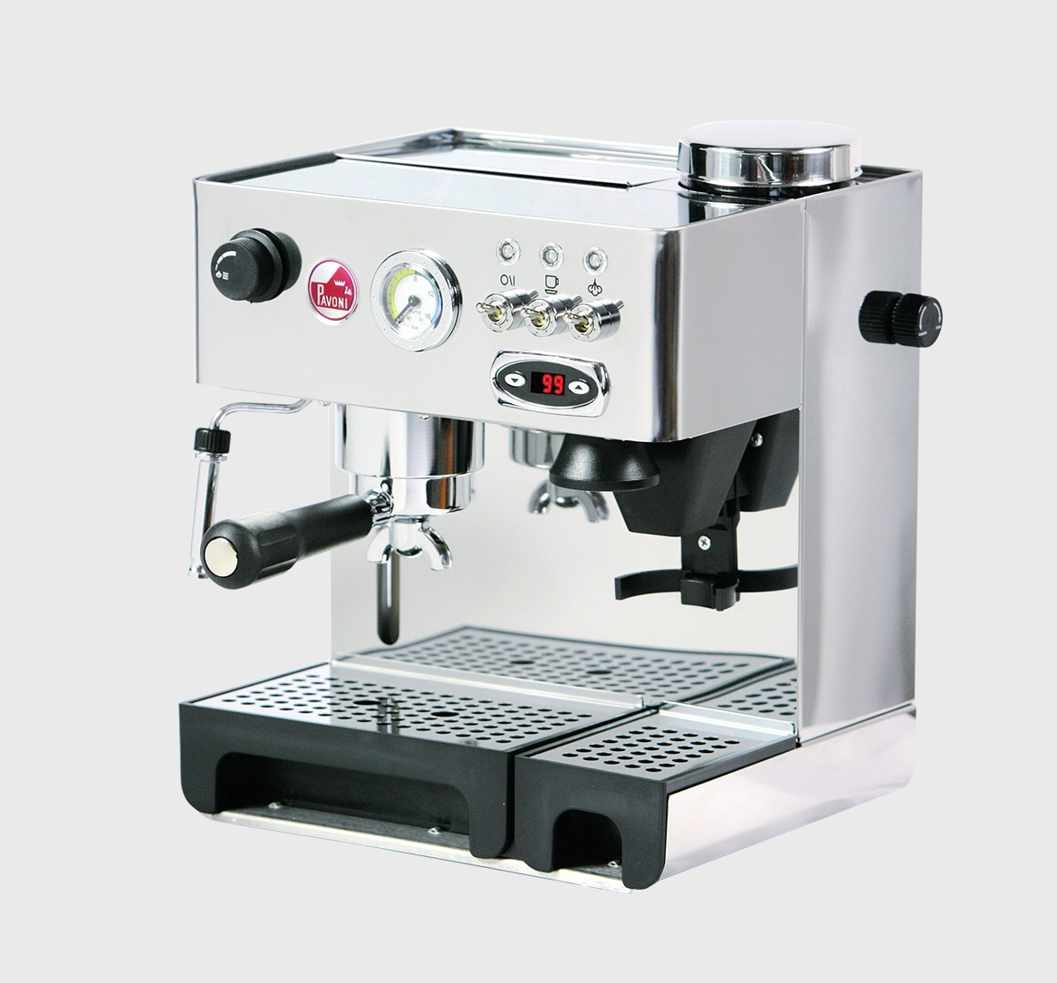 Pákový kávovar Domus Bar Termopid DMBPID