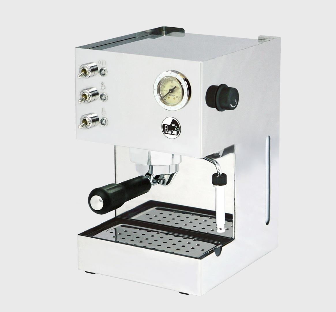 Pákový kávovar Gran caffe GCM