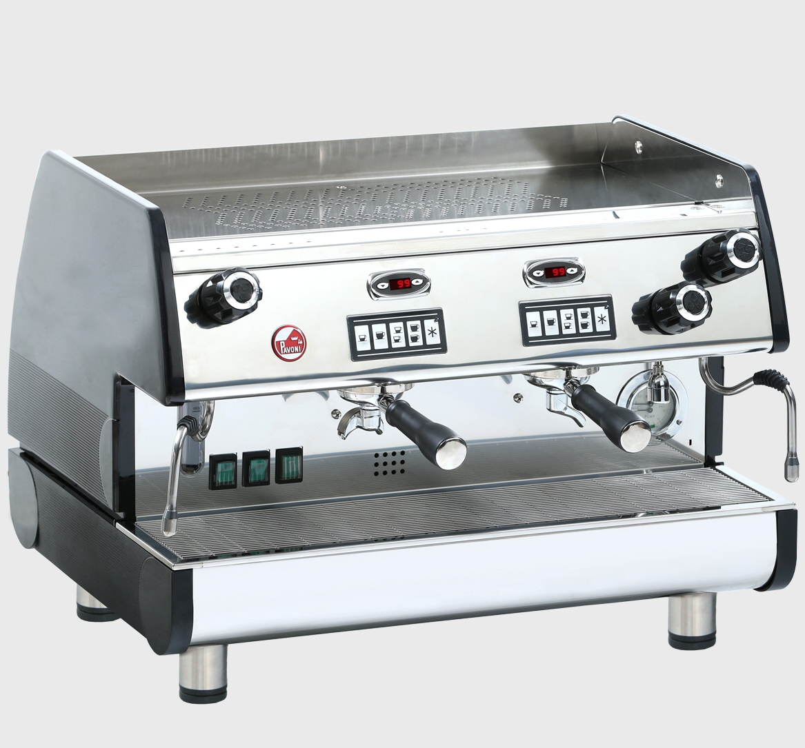 Pákový kávovar La Pavoni BAR T