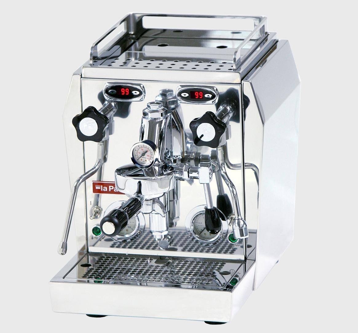 Pákový kávovar La Pavoni Giotto Dual Boiler PID